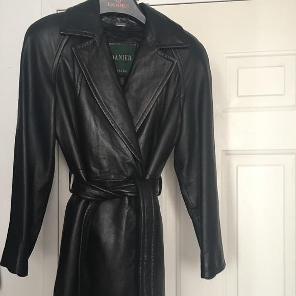 Danier Leather 3/4 Coat